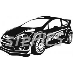Ford Fiesta WRC M. Prokop