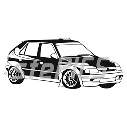 Škoda Felicia KIT CAR