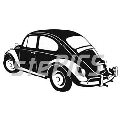 Volkswagen Brouk 1957 bok