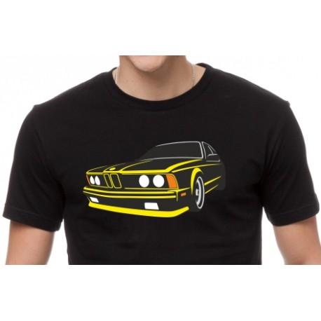 BMW 635 tričko NEW ERA
