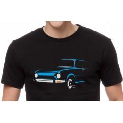 Škoda 100 tričko NEW ERA
