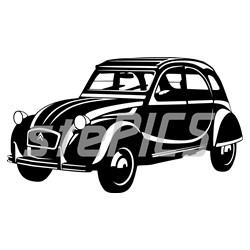 Citroën 2 CV Kachna