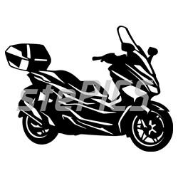 Honda Forza 300 NSS