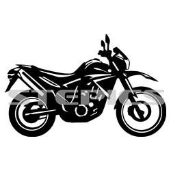 Yamaha XT 660 R bok