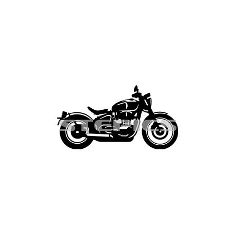 Triumph Boneville Bobber