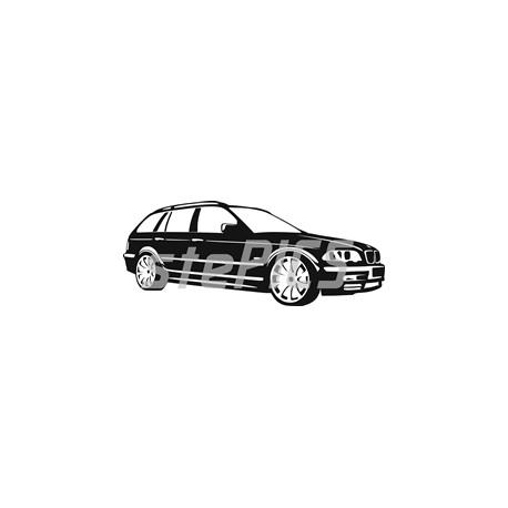 BMW E46 Touring