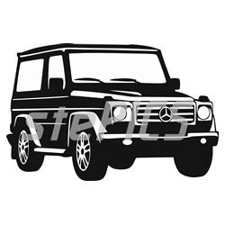 Mercedes Benz G 3door