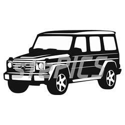 Mercedes Benz G 5door