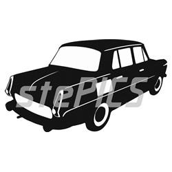 Škoda 1000 MB 1969