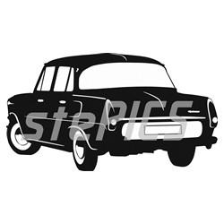 Škoda 1000 MB 1964