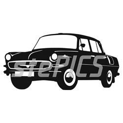 Škoda 1000 MB 1967