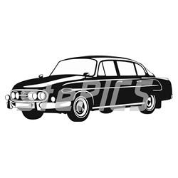 Tatra 603 - 3