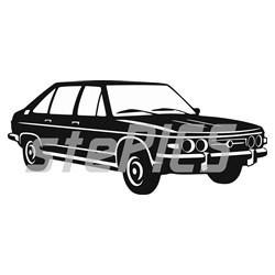 Tatra 613 - 2 Chromka