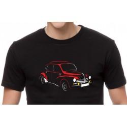 Renault 4 CV tričko NEW ERA