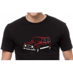 Renault 4 GTL tričko NEW ERA