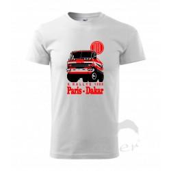 Retro triko Tatra Paris - Dakar 1988