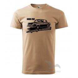 Retro triko Škoda 1000MB