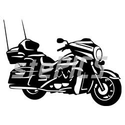Yamaha XVZ 1300 Royal S. Venture
