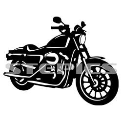 Harley Davidson XL 833 Sportster